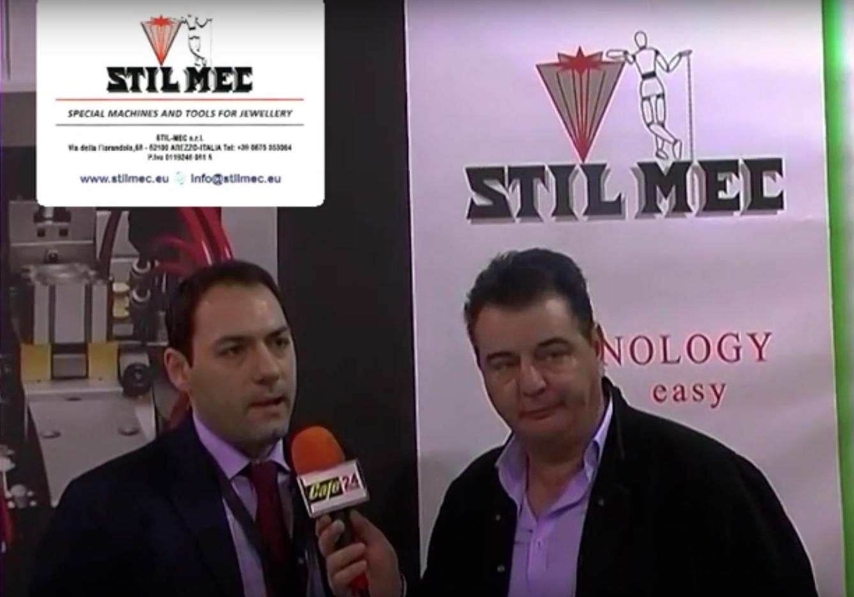 STILMEC a VicenzaOro 2016 – Intervista Televisiva